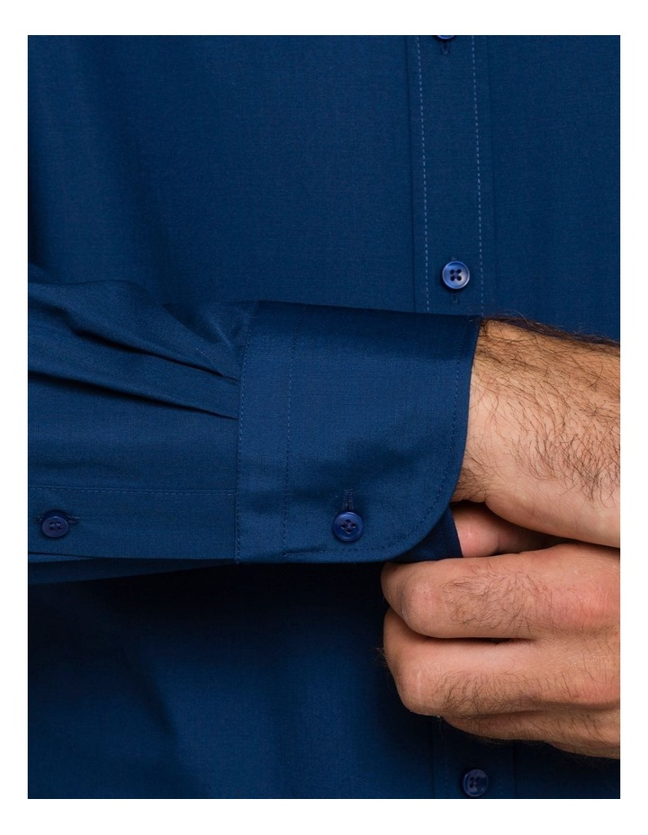 Plain Poplin Business Shirt image 4