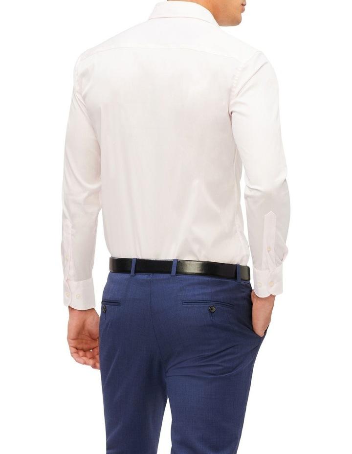 Plain Cotton Stretch Business Shirt image 2