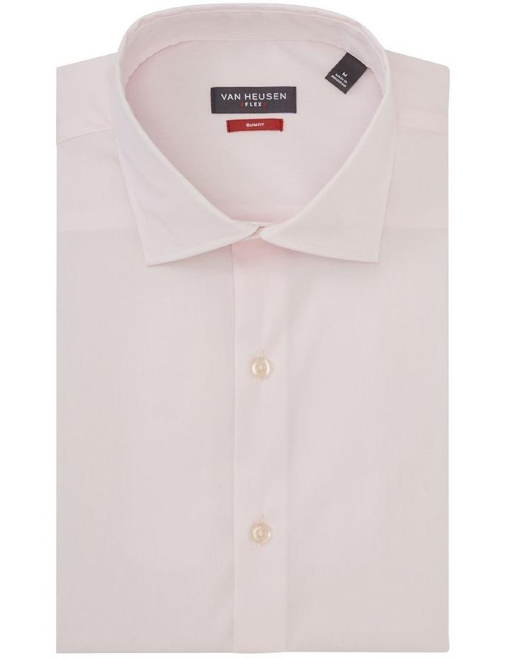 Plain Cotton Stretch Business Shirt image 3