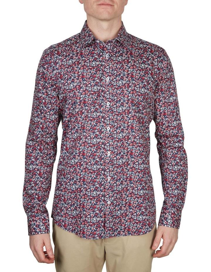Strawberry Vine Slim Fit Shirt image 1
