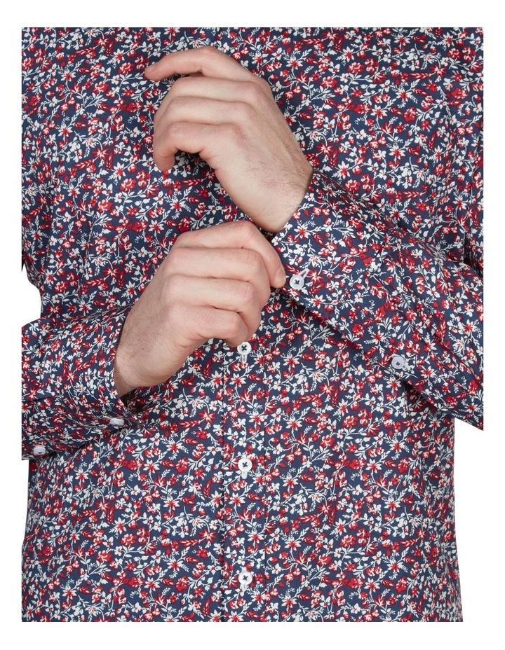 Strawberry Vine Slim Fit Shirt image 3