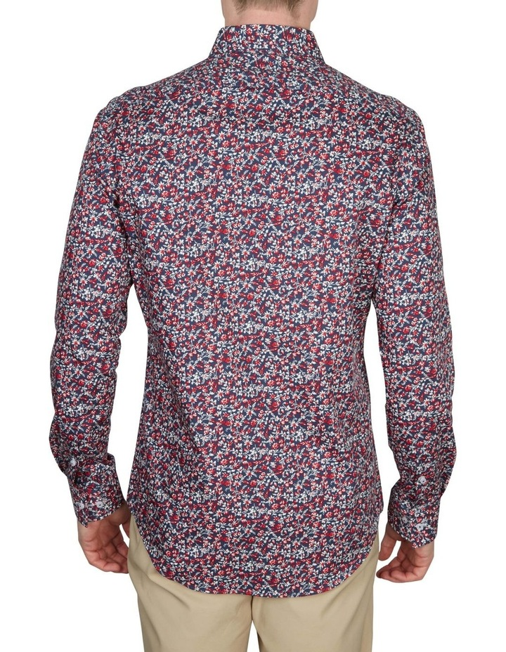 Strawberry Vine Slim Fit Shirt image 4