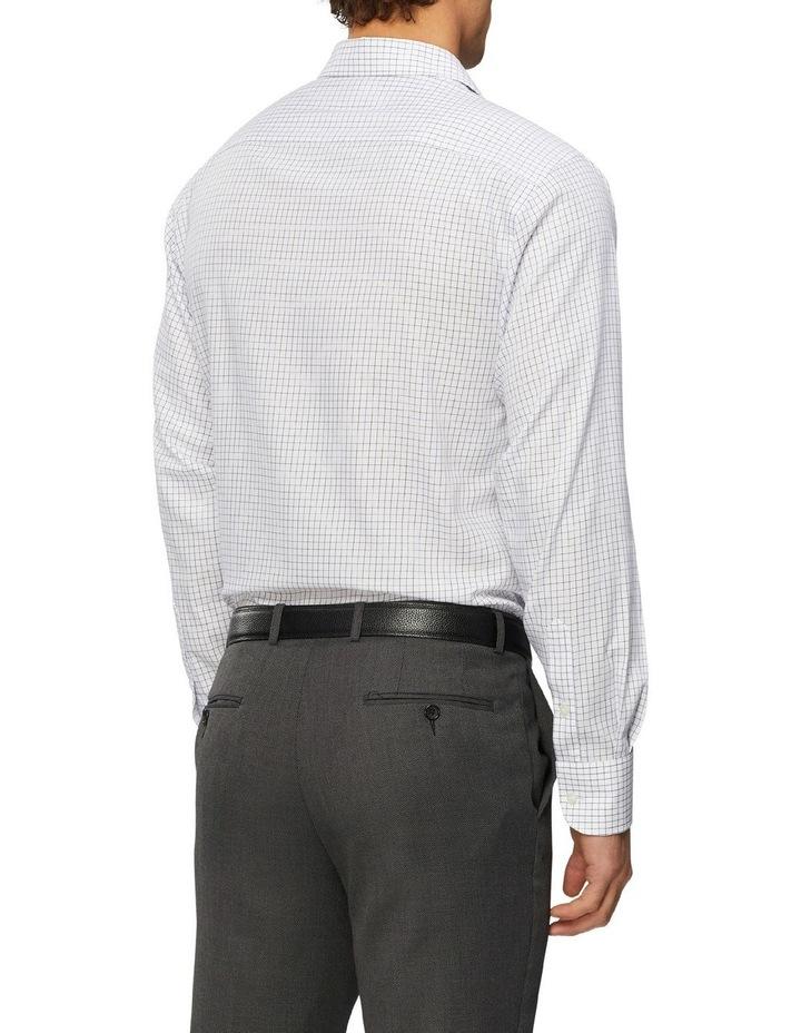 Tailored Small Check Shirt image 2