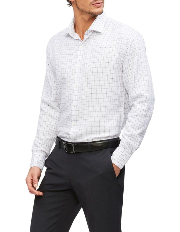 Slim Check Shirt image 1