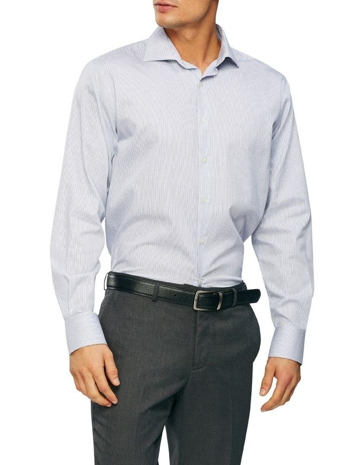 Tailored Dobby Stripe Shirt image 1
