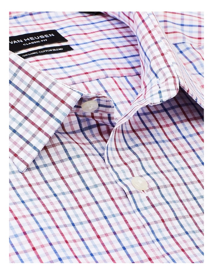 Two Coloured Check Shirt image 3