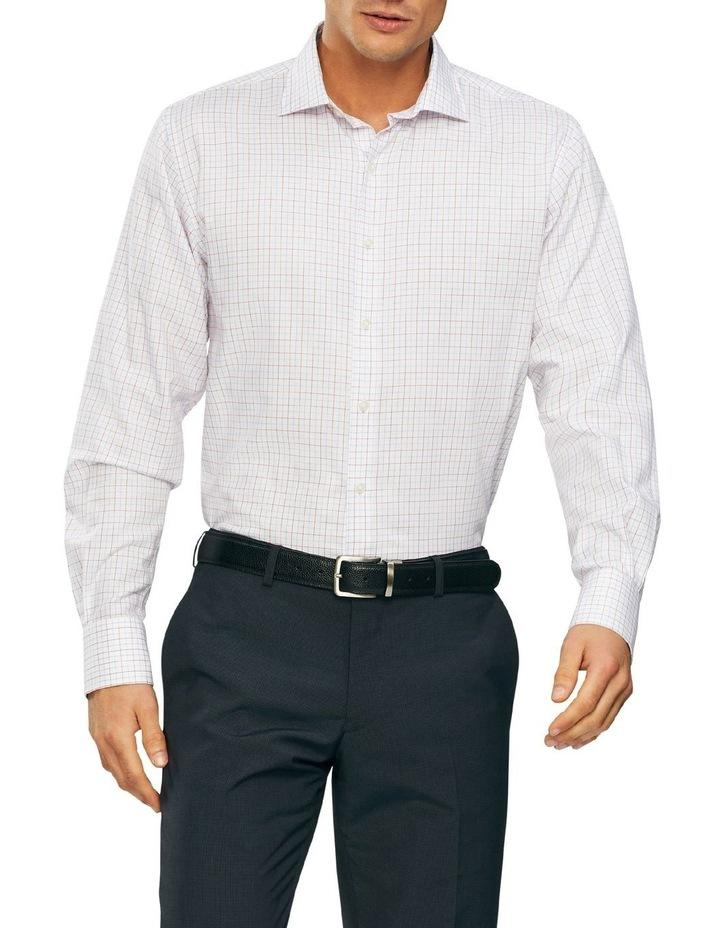 Tailored Small Check Shirt image 1