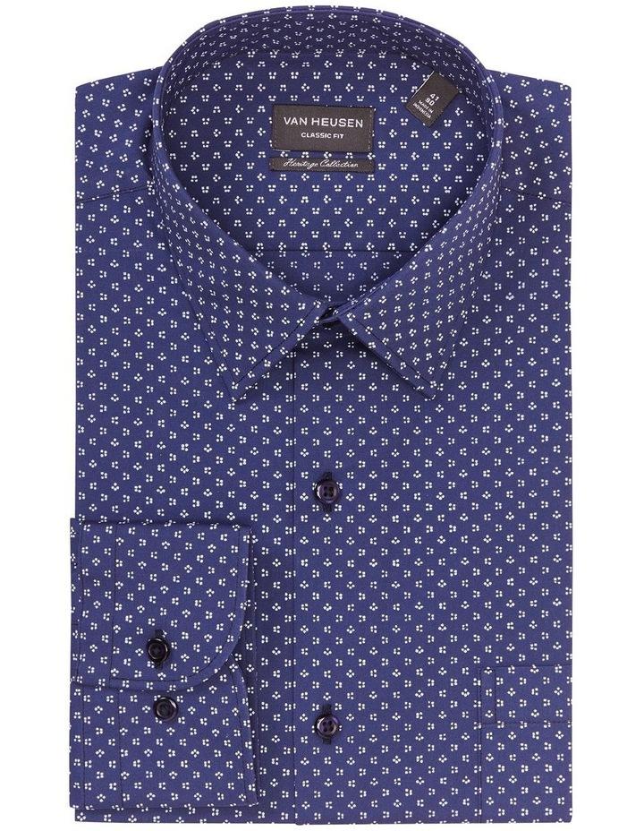 Classic Mini Geo Shirt Blue image 1