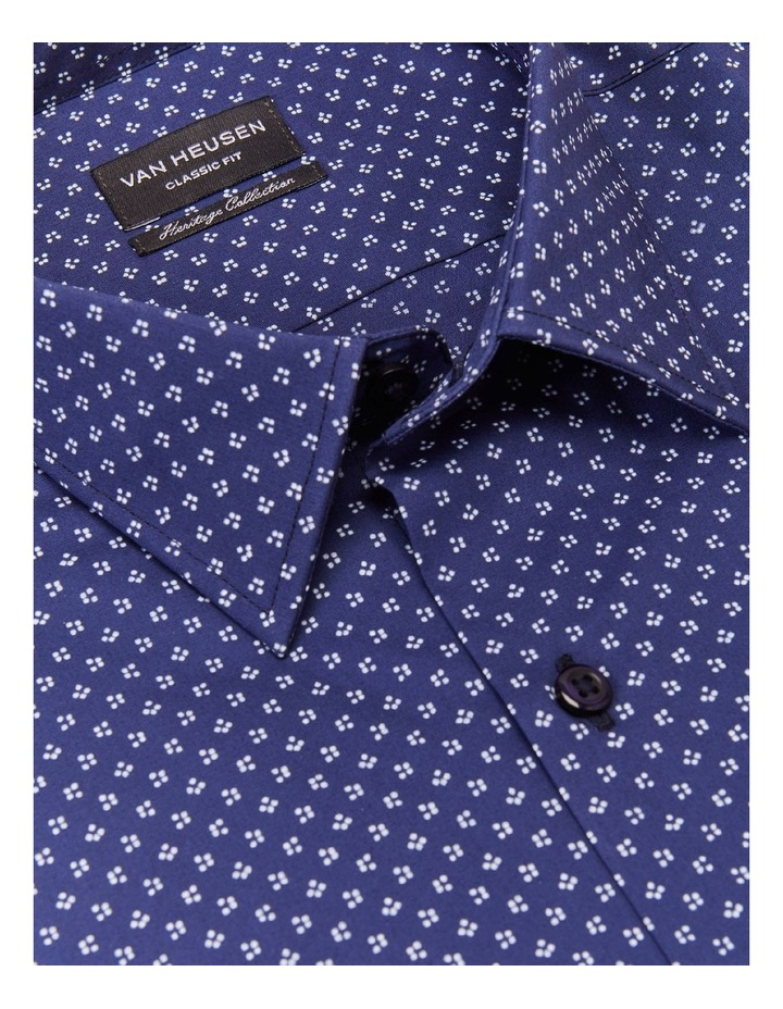 Classic Mini Geo Shirt Blue image 2