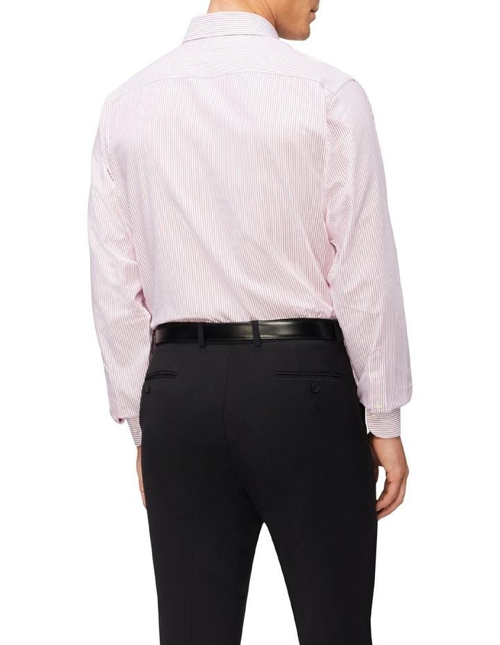 Tailored Long Sleeve Pinstripe Shirt image 3