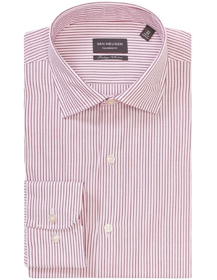 Tailored Long Sleeve Pinstripe Shirt image 4