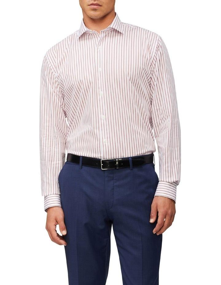 Tailored Organic Cotton Twin Check Shirt image 1