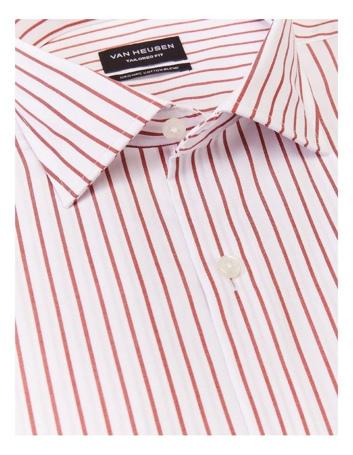 Tailored Organic Cotton Twin Check Shirt image 2