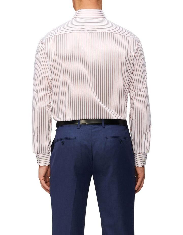 Tailored Organic Cotton Twin Check Shirt image 3