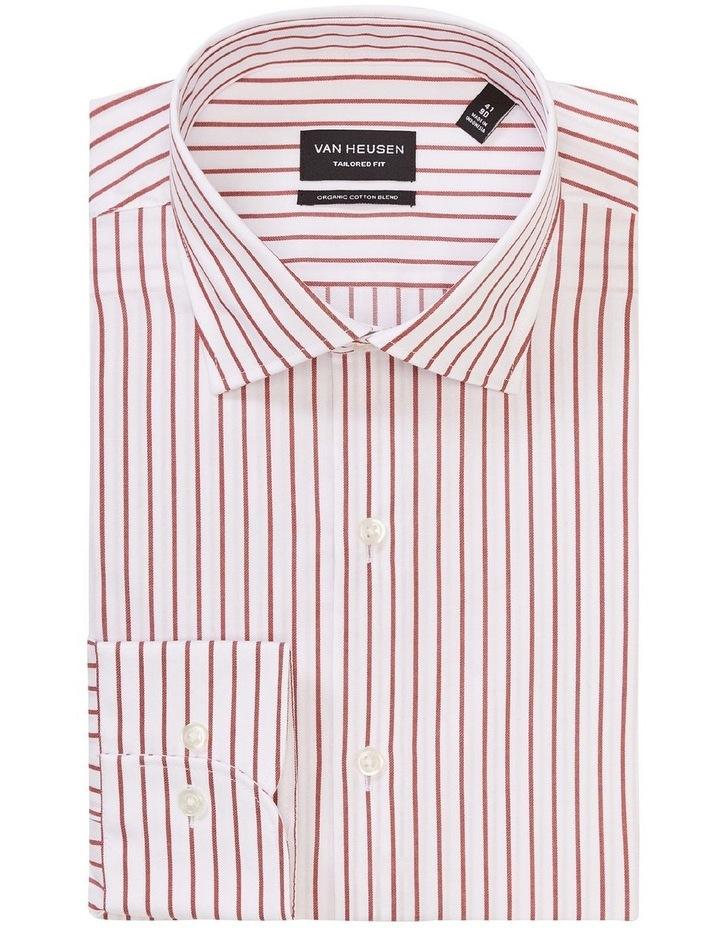 Tailored Organic Cotton Twin Check Shirt image 4