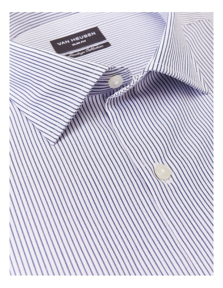 Slim Dobby Pinstripe Shirt image 2