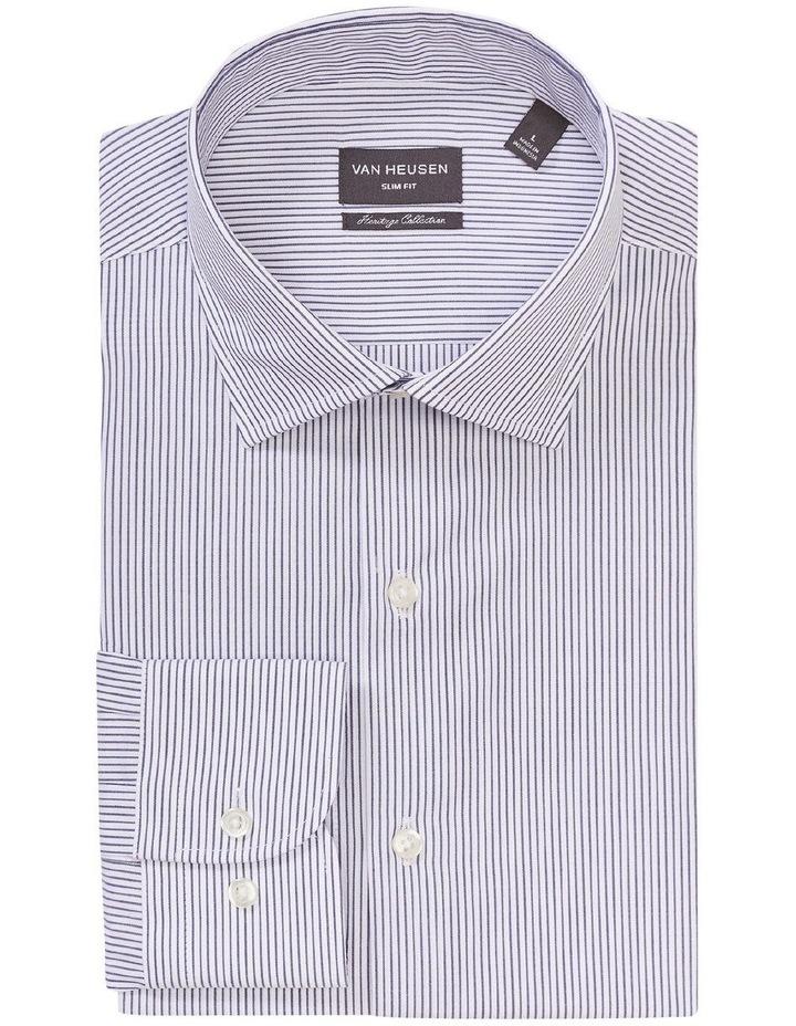 Slim Dobby Pinstripe Shirt image 4