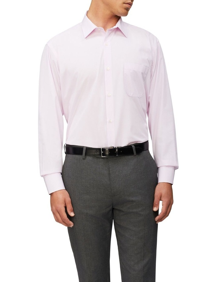 Classic Fit Wash N Wear Check Shirt image 1