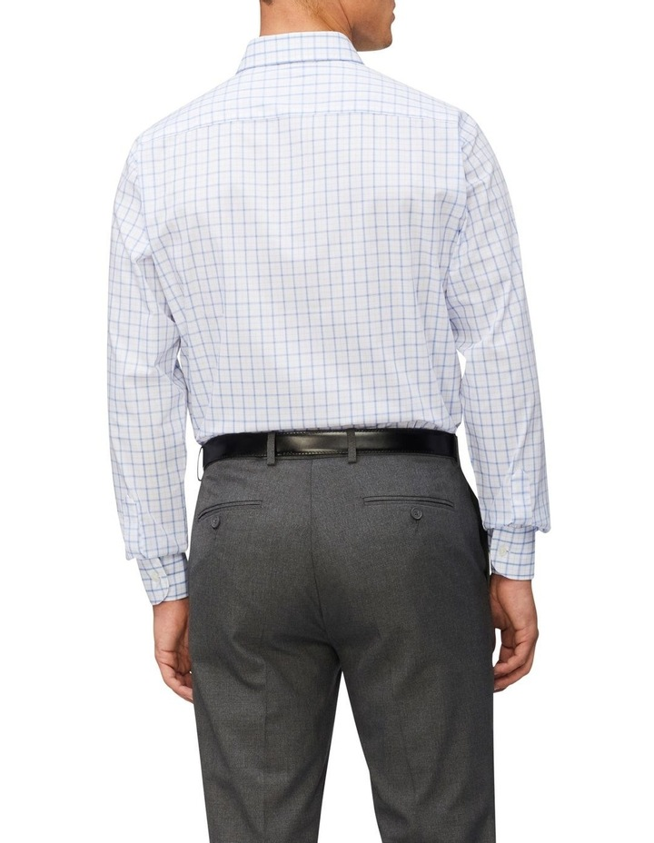 Tailored Long Sleeve Check with Dobby Shirt image 2