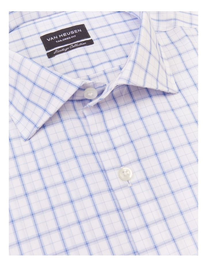 Tailored Long Sleeve Check with Dobby Shirt image 4