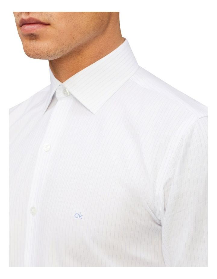 Slim Long Sleeve Candy Stripe Shirt image 2