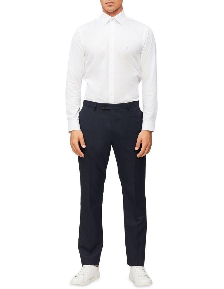 Slim Long Sleeve Candy Stripe Shirt image 4