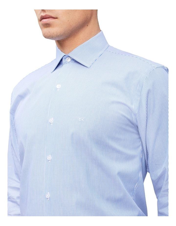 Slim Long Sleeve Pinstripe Shirt image 2