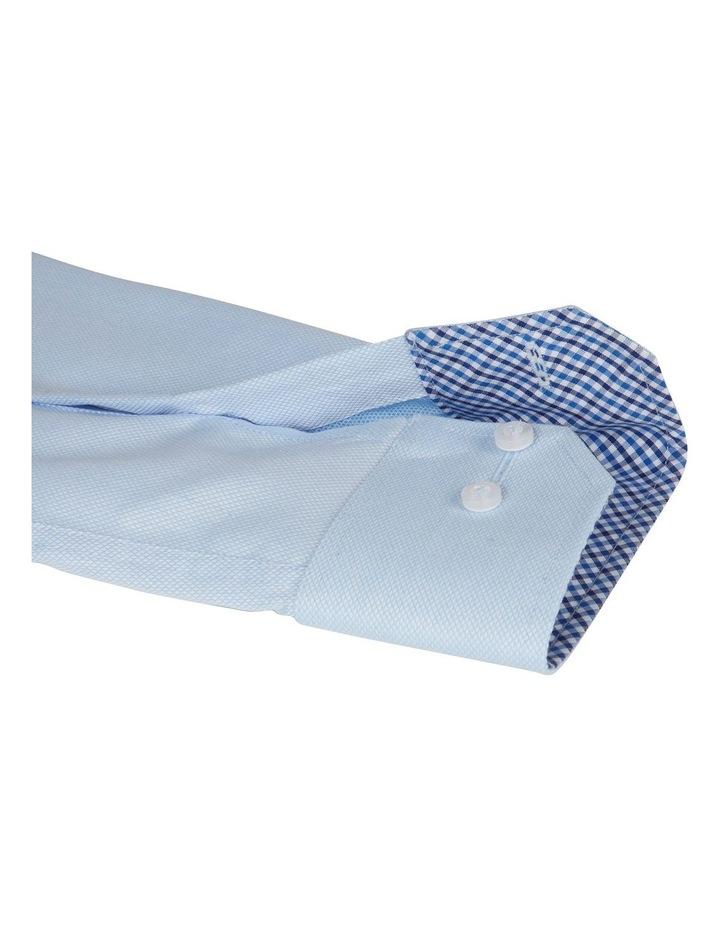 Dobby Plain Performance Shirt Sky image 4