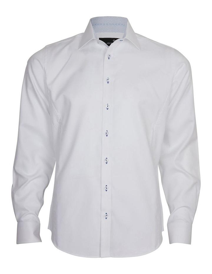 Textured Dobby Business Shirt image 1