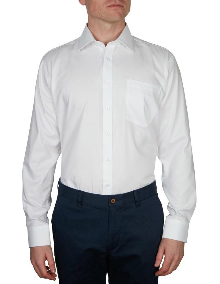 Royal Oxford Business Shirt White image 1
