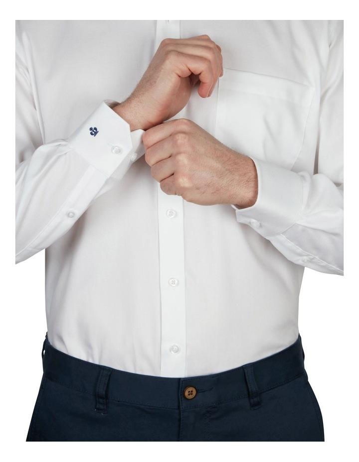 Royal Oxford Business Shirt White image 4