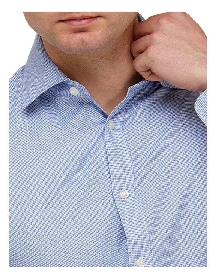 Micro Textured Reg Fit Business Shirt image 2
