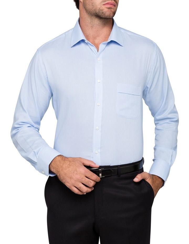 Self Stripe Business Shirt image 2