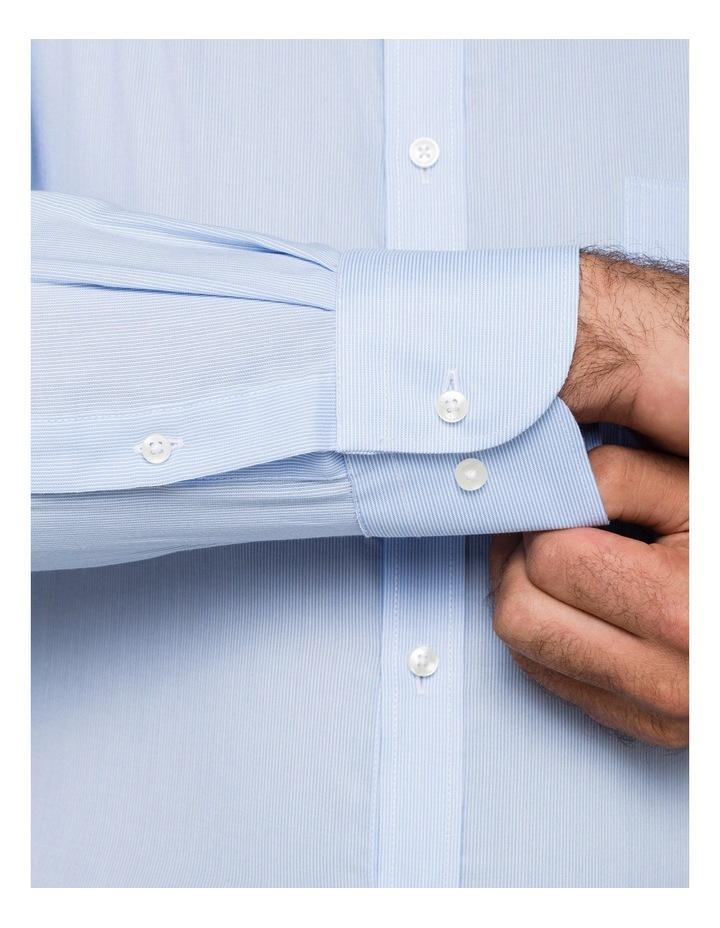 Self Stripe Business Shirt image 6