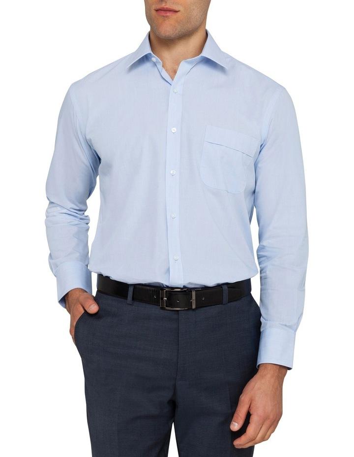 Self Stripe Business Shirt image 7