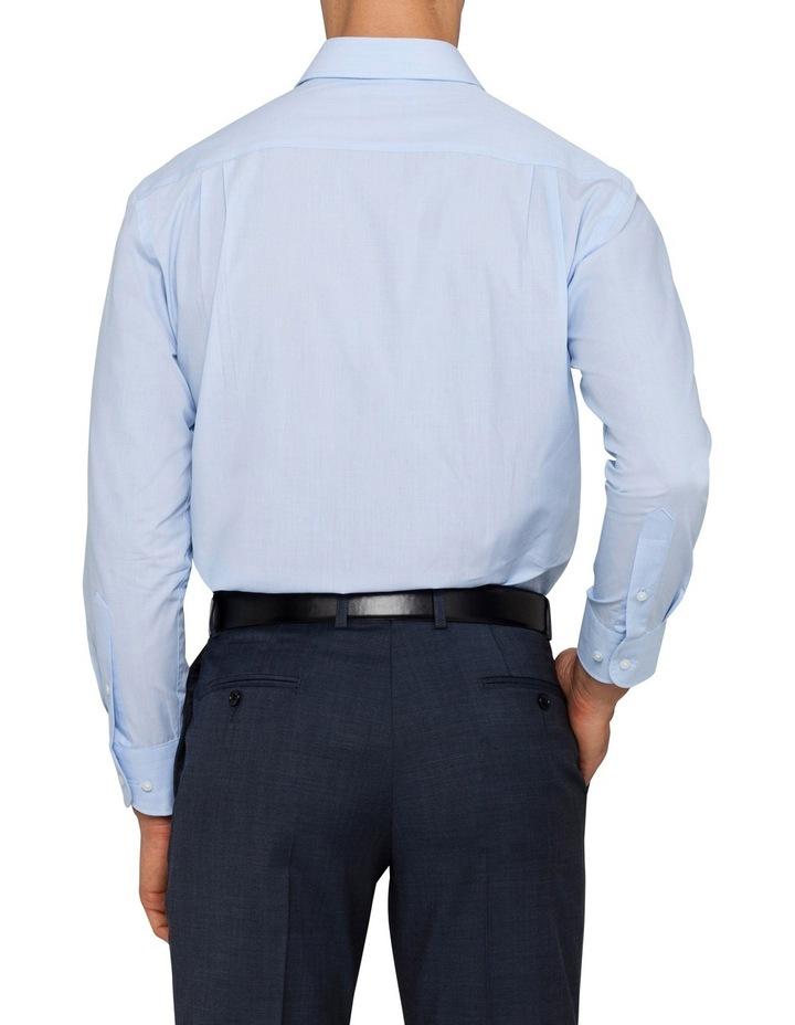 Self Stripe Business Shirt image 8