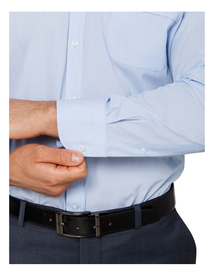 Self Stripe Business Shirt image 9