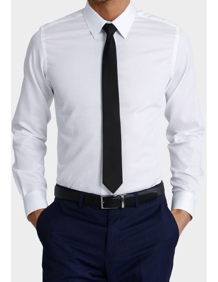 Slim Fit Business Shirt image 2