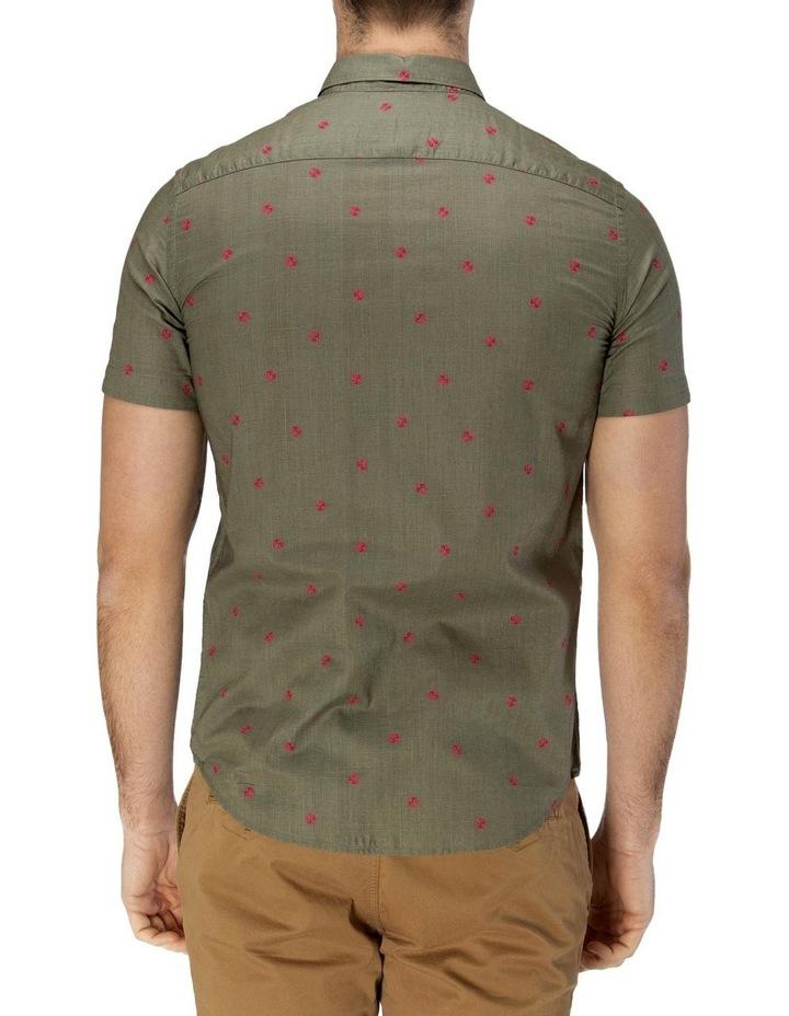Thong Print Short Sleeve Casual Shirt image 3