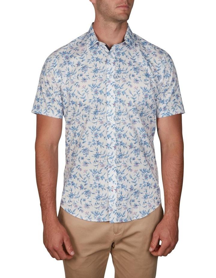 Anemone Short Sleeve Business Shirt image 1