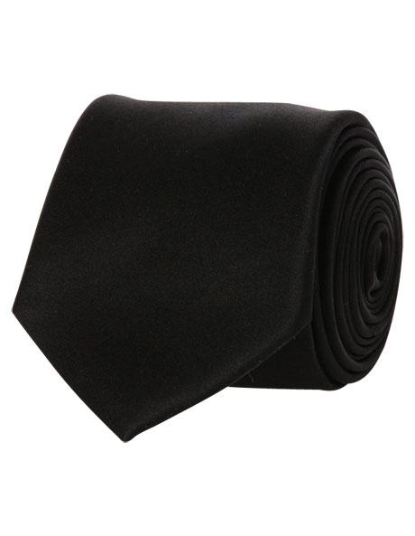 7cm Wide Silk Tie image 2