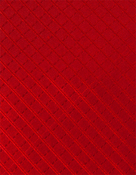 7cm Wide Red Tie image 3