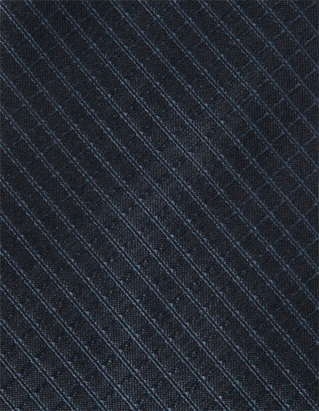 7cm Wide Charcoal Tie image 3