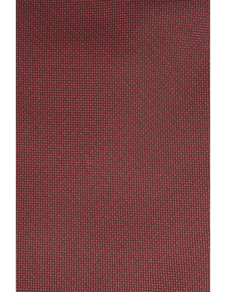 8cm Plain Polyester Tie image 2