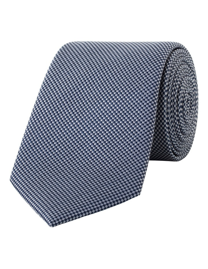 Mini Check Silk Tie image 1