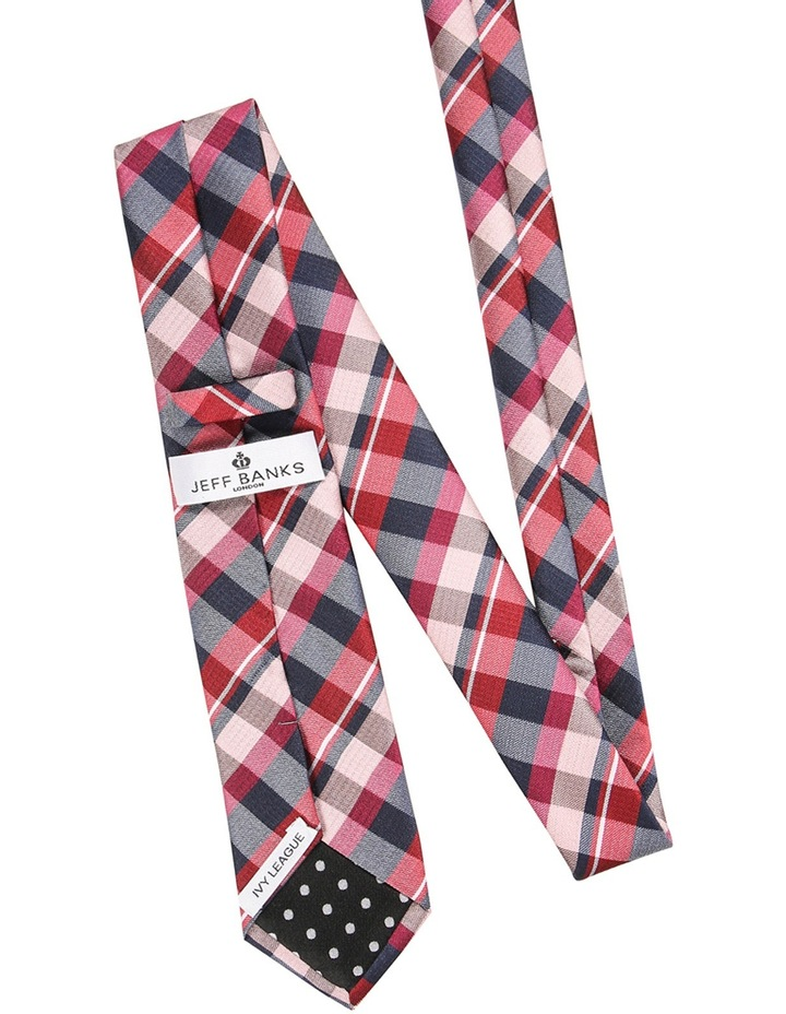 Jb Ivy League Poly Twin Tie Gift Pack Check And Spot image 2