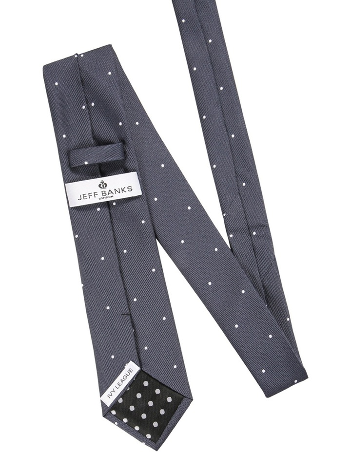Jb Ivy League Poly Twin Tie Gift Pack Check And Spot image 4