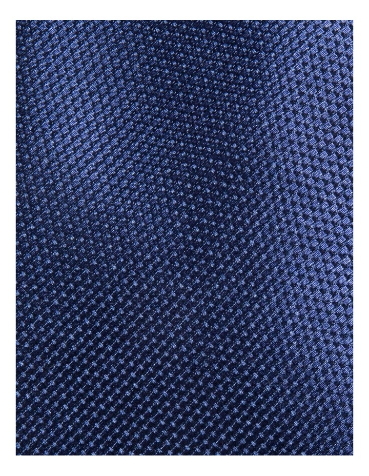 Navy Plain Tie image 3