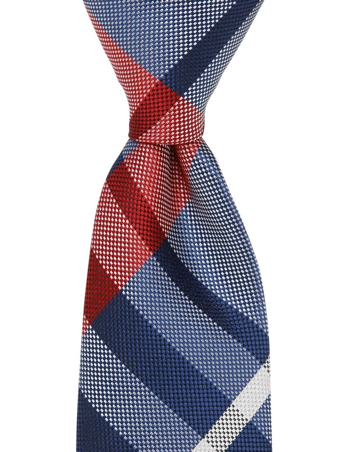 Tie Lab Tie, Pocket Square, Sock Gift Pack Red image 2