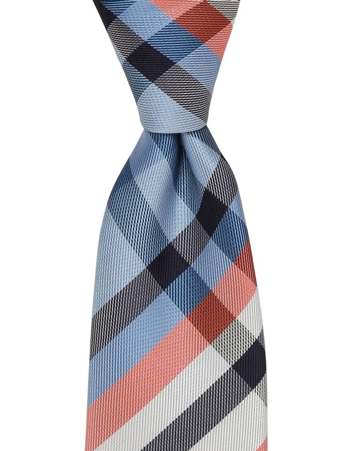 Tie Lab Tie, Pocket Square, Sock Gift Pack Pink image 2